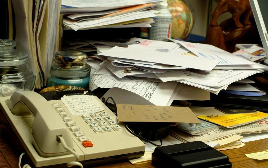 Oman työn hallinta organisaation tehostajana