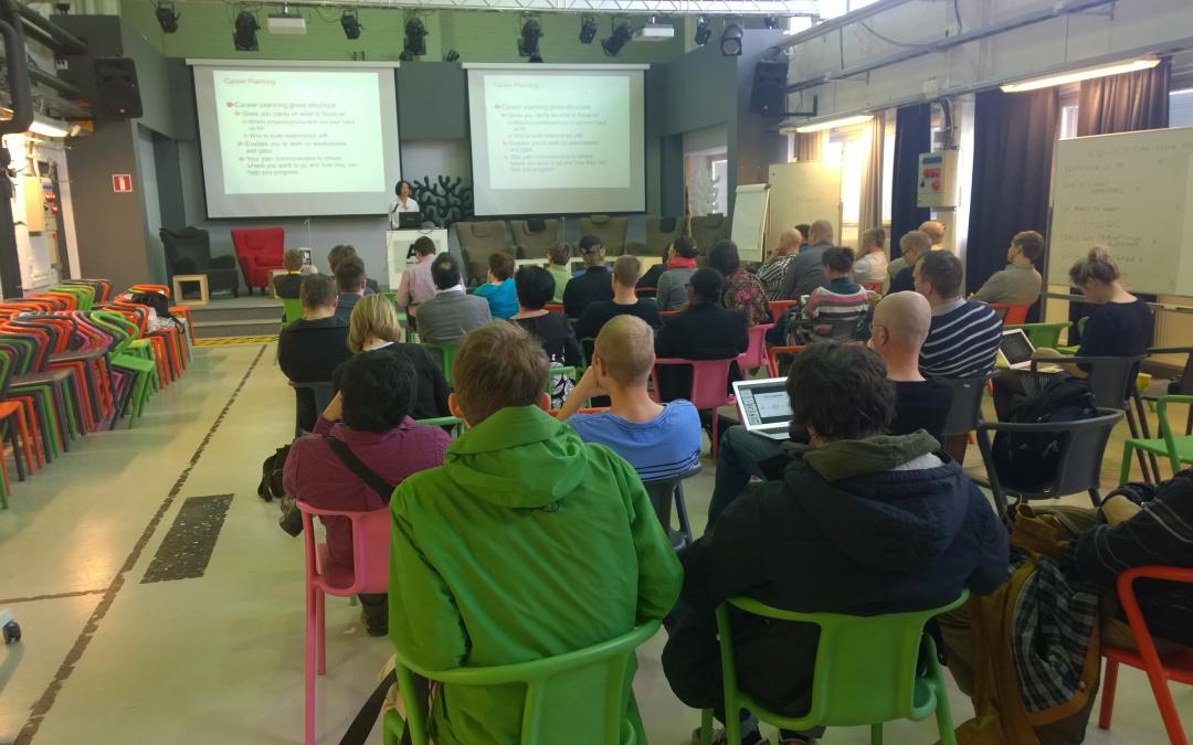 Productcamp Helsinki järjestetään 1.4.2017