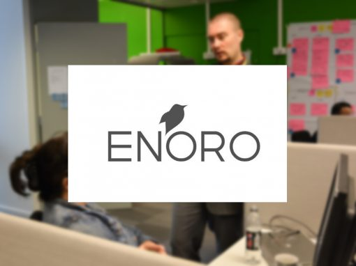 Customer Experience: Developing the Agility of Enoro's Teams