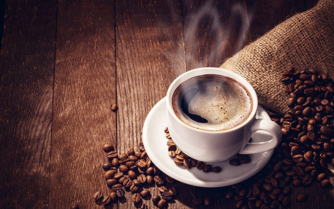 Työporukan yhteinen kahvihetki on kuin keidas aavikolla