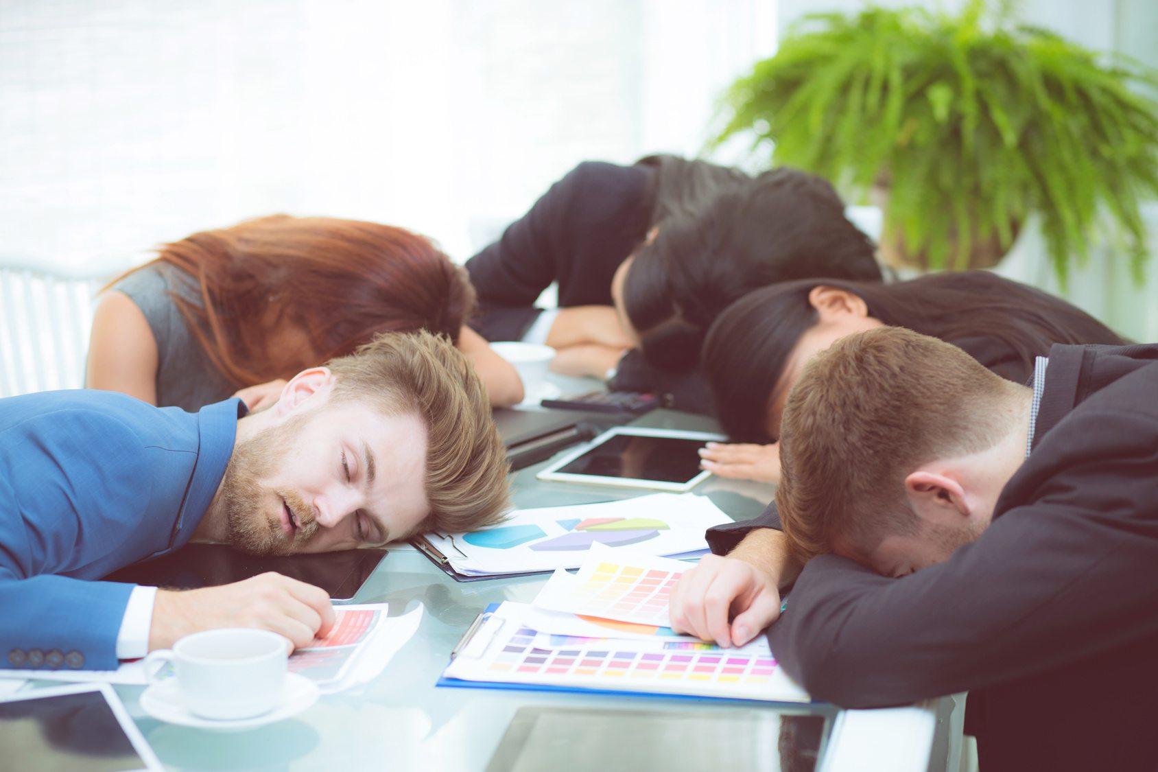 Huonot kokoukset ovat työelämän syöpä