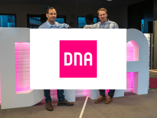 Customer experience: DNA unified its product development with the help of training organised by Contribyte