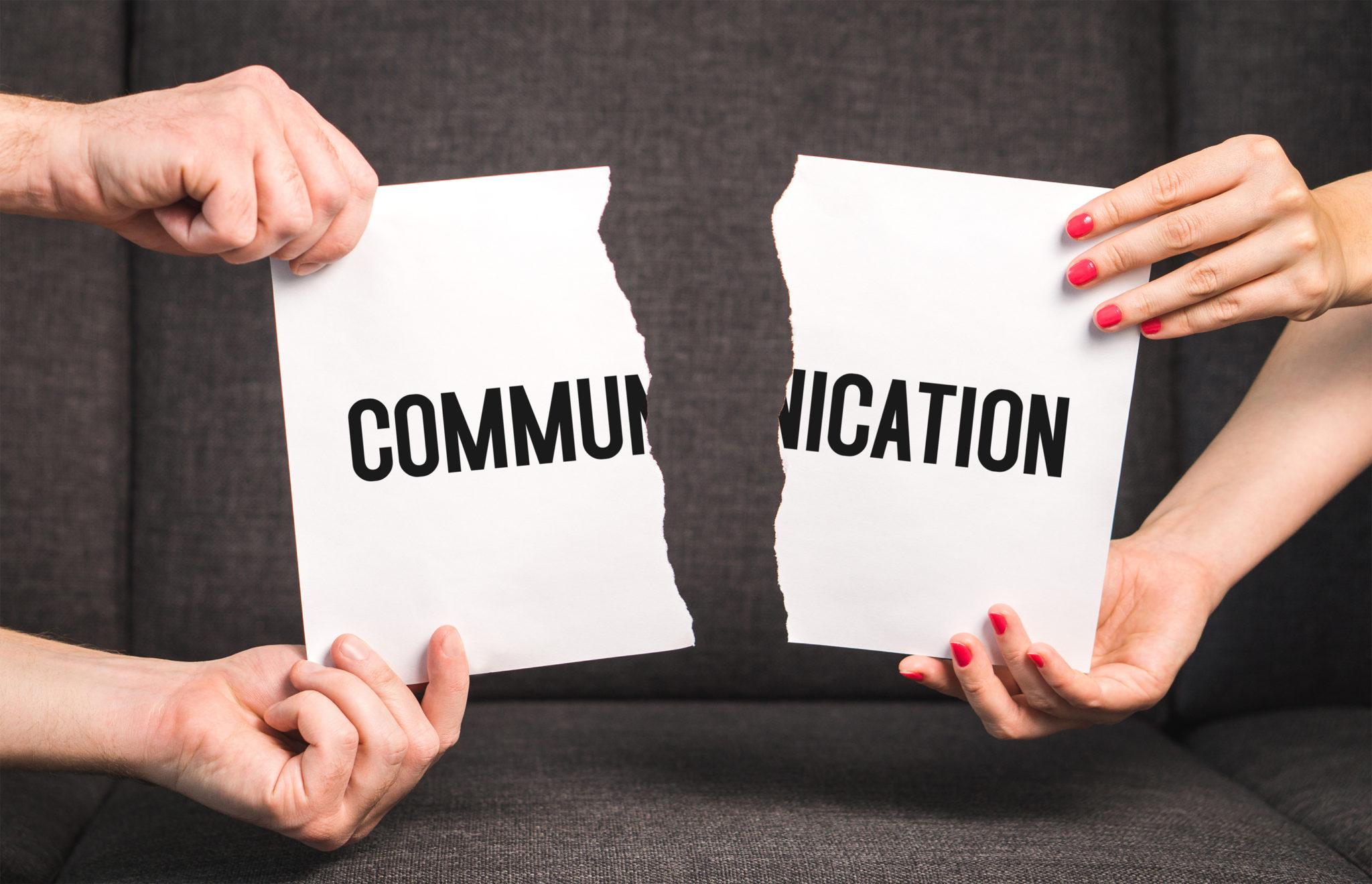 Kommunikaatiohukka kuriin – muista nämä viisi asiaa!