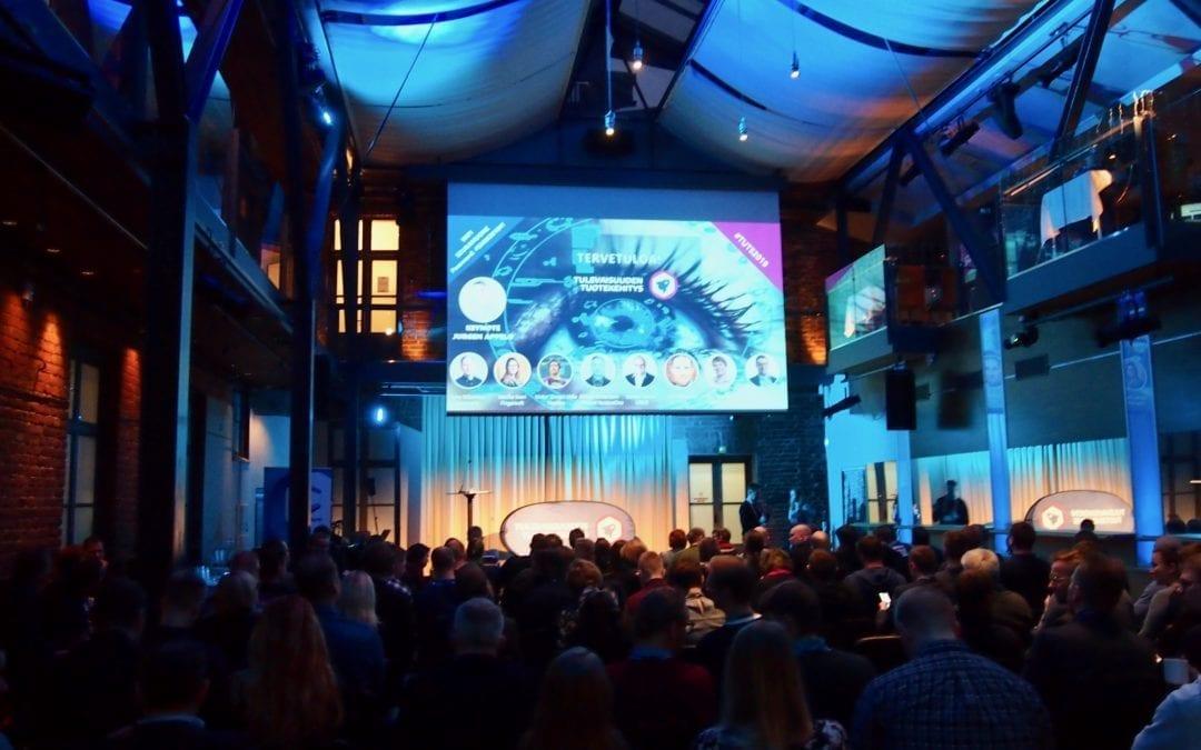 Oulun ensimmäinen Tulevaisuuden tuotekehitys -seminaari oli suurmenestys