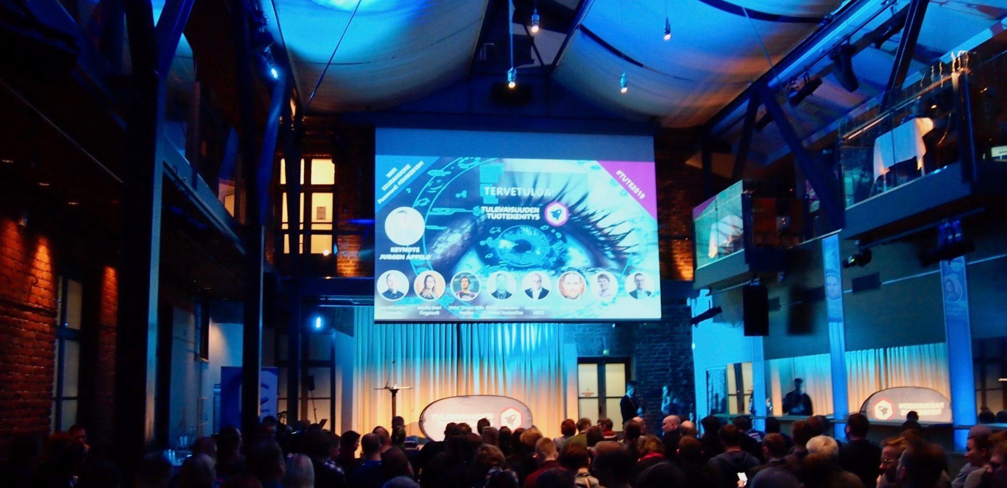 Tulevaisuuden Tuotekehitys -seminaari – Vuoden tärkein tuotekehitystapahtuma