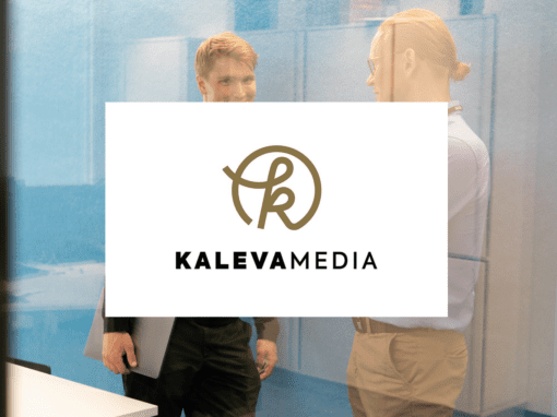 Customer Experience: Kaleva Media boosts its product management competences through training